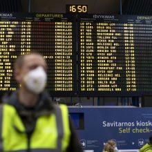 Leista atnaujinti skrydžius su Prancūzija, Danija ir Suomija