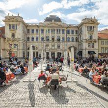 Itališkos atostogos Vilniuje: automobiliai, mados, kinas ir netgi karnavalas