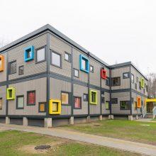 Vienas po kito Vilniuje atidaromi nauji moduliniai darželiai