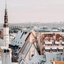 Estijoje baigiasi vakcinų nuo COVID-19 atsargos, užsikrėtusiųjų skaičius – rekordinis