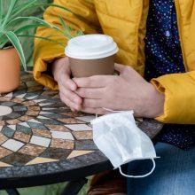 I. Šimonytė apie lauko kavinių darbo laiko ribojimus: situacija nėra tokia puiki
