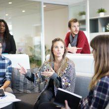 Tyrimas: kurioms darbovietėms būdinga darbuotojų įvairovė?