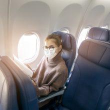 Be naujojo kelionės leidimo iš Anglijos į užsienį – bauda ir prarastas skrydis
