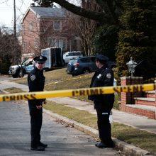 Niujorke prie savo namų nušautas liūdnai pagarsėjęs mafijos bosas