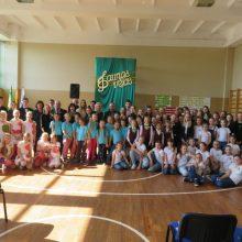 """Festivalis """"Jaunas vėjas"""" padeda atsiskleisti jauniesiems talentams"""
