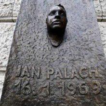 Parodoje pagerbs antikomunistinio pasipriešinimo simbolį J. Palachą