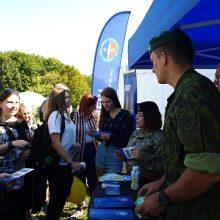 NATO kariai Lietuvoje kviečia į susitikimą Rokiškio bendruomenę
