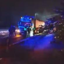 Per vilkiko ir lengvojo automobilio avariją Vilniuje nukentėjo du nepilnamečiai
