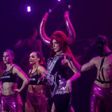 """Per """"Zero Live Show"""" buvo ir keiksmažodžių, ir erotikos"""
