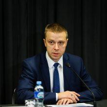 P. Motiejūno noras: Eurolyga turėtų mokytis iš NBA ekonominio modelio