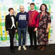 """""""Scanoramos"""" atidarymą pasveikino sausakimša kino mylėtojų salė"""