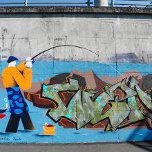 Savaitgalis didmiesčiuose: Vilniuje – prancūziškos atostogos, Kaune – gatvės menas