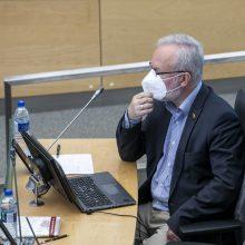Kitą savaitę Seimui planuojama pateikti Seimo kanclerio kandidatūrą