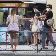 Ispanijoje – 1 178 nauji viruso atvejai ir 26 mirtys