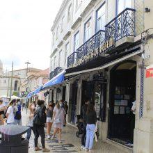 Portugalija baiminasi ketvirtosios COVID-19 bangos