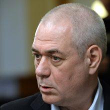 Mirė žinomas Rusijos žurnalistas S. Dorenka