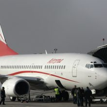 """Sakartvelo aviacijos kompanija """"Georgian Airways"""" pradeda reguliarius skrydžius į Minską"""