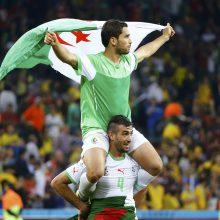 Alžyro rinktinė žais aštuntfinalyje,  Rusijos futbolininkai krausis lagaminus