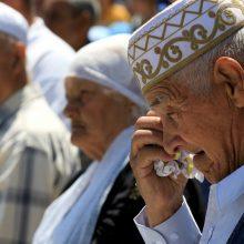 Konservatoriai siūlo Krymo totorių deportaciją pripažinti genocidu