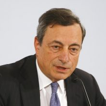 Buvęs ECB vadovas M. Draghi paskirtas Vatikano patarėju
