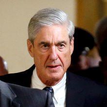 JAV specialusis prokuroras R. Muelleris paskelbė paliekantis Teisingumo departamentą
