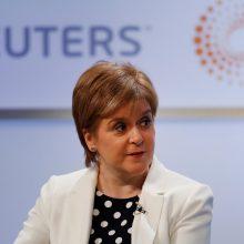 Apklausa: 52 proc. škotų pasisako už nepriklausomybę nuo Didžiosios Britanijos