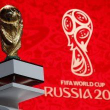 Lietuviai turi aiškią nuomonę, kas laimės pasaulio futbolo čempionatą