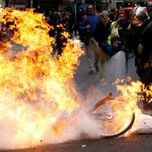 Per neramumus Paryžiuje nukentėjo mažiausiai 30 žmonių