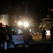 Išpuolis netoli Gizos piramidžių: žuvo keturi žmonės