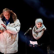 Švedijos vyriausybė žada paramą 2026 metų olimpiadai