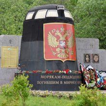Rusijos gynybos ministerija paskelbė gaisro povandeniniame aparate aukų sąrašą