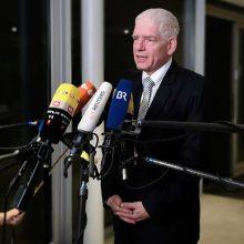 Bendruomenės lyderis: šaudynės Halėje giliai sukrėtė visus žydus Vokietijoje