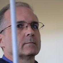 Teisiamam buvusiam JAV jūrų pėstininkui P. Whelanui Maskvoje atlikta operacija