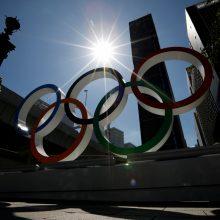 Dėl koronaviruso – grėsmė atšaukti olimpines žaidynes