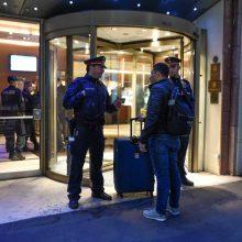 Austrija dėl koronaviruso įvedė karantiną viename Insbruko viešbutyje