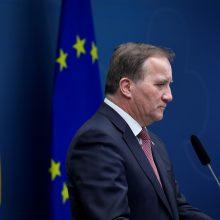 Švedija rekomendavo gyventojams dėvėti apsaugines kaukes viešajame transporte