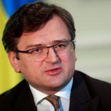 Ukraina smerkia Rusijos vykdomą politiką Krymo totorių atžvilgiu