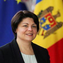 Moldova dėl dujų krizės skelbia ekstremalią padėtį