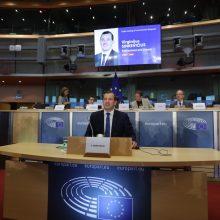 Eurokomisaro portfelis – jau beveik V. Sinkevičiaus rankose <span style=color:red;>(specialiai iš Briuselio)</span>