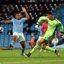 """""""Manchester City""""  įveikė """"Real"""" futbolininkus"""
