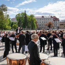 Dėl padėkos koncertų – VRK tyrimas