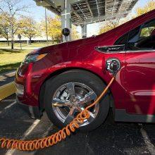 Verslui – kompensacijos elektromobiliams pirkti