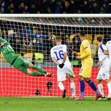 """""""Chelsea"""", """"Valencia"""" ir """"SSC Napoli"""" pateko į Europos lygos ketvirtfinalį"""