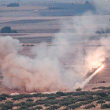 Ispanija stabdo ginklų eksportą į Turkiją dėl operacijos Sirijoje