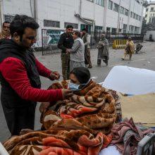 Pakistano ligoninėje per gydytojų ir teisininkų peštynes mirė trys pacientai