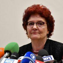 ES sveikatos apsaugos agentūros vadovė: koronavirusas tikriausiai ilgam liks su mumis