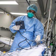 Vokietijoje užfiksuota 14 naujų užsikrėtimo koronavirusu atvejų