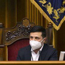 Ukrainos prezidentas suformavo Nacionalinę reformų tarybą