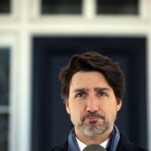 Premjeras: Kanada iki birželio pabaigos gaus 44 mln. vakcinų nuo koronaviruso dozių