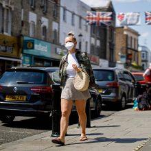 JK per parą mirė mažiausiai žmonių nuo karantino pradžios